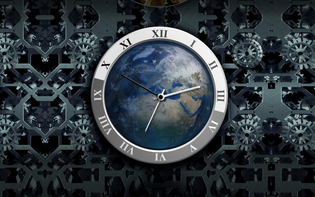 Horloge-centre